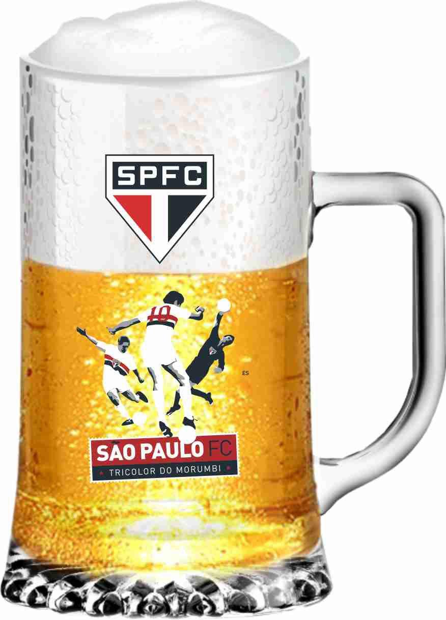 Caneca Maxim São Paulo Time - 500 ml