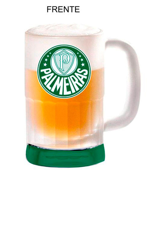 Caneca Outb Palmeiras Decacampeão - 355 ml