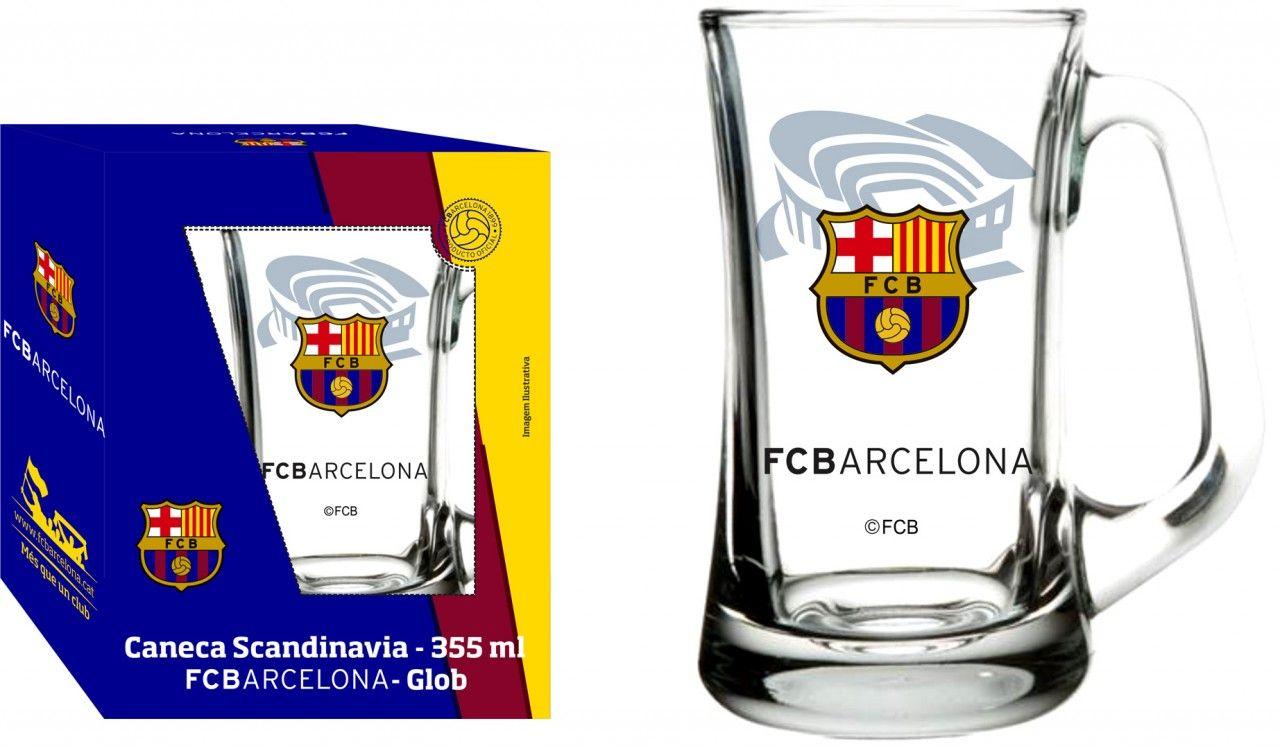 Caneca Scandinavia Barcelona Estadio - 355ml