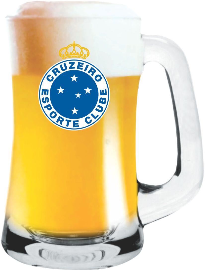 Caneca Scandinavia Cruzeiro Brasão - 355 ml