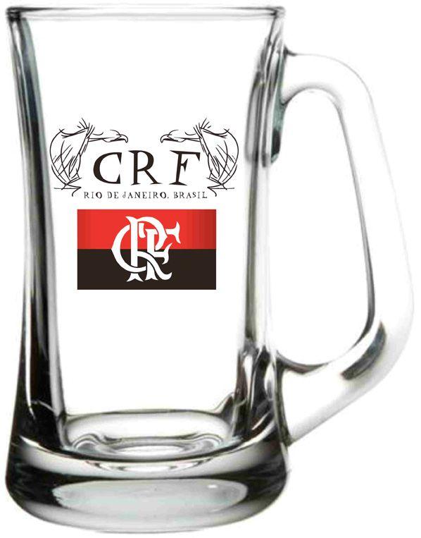 Caneca Scandinavia Flamengo CRF - 355 ml