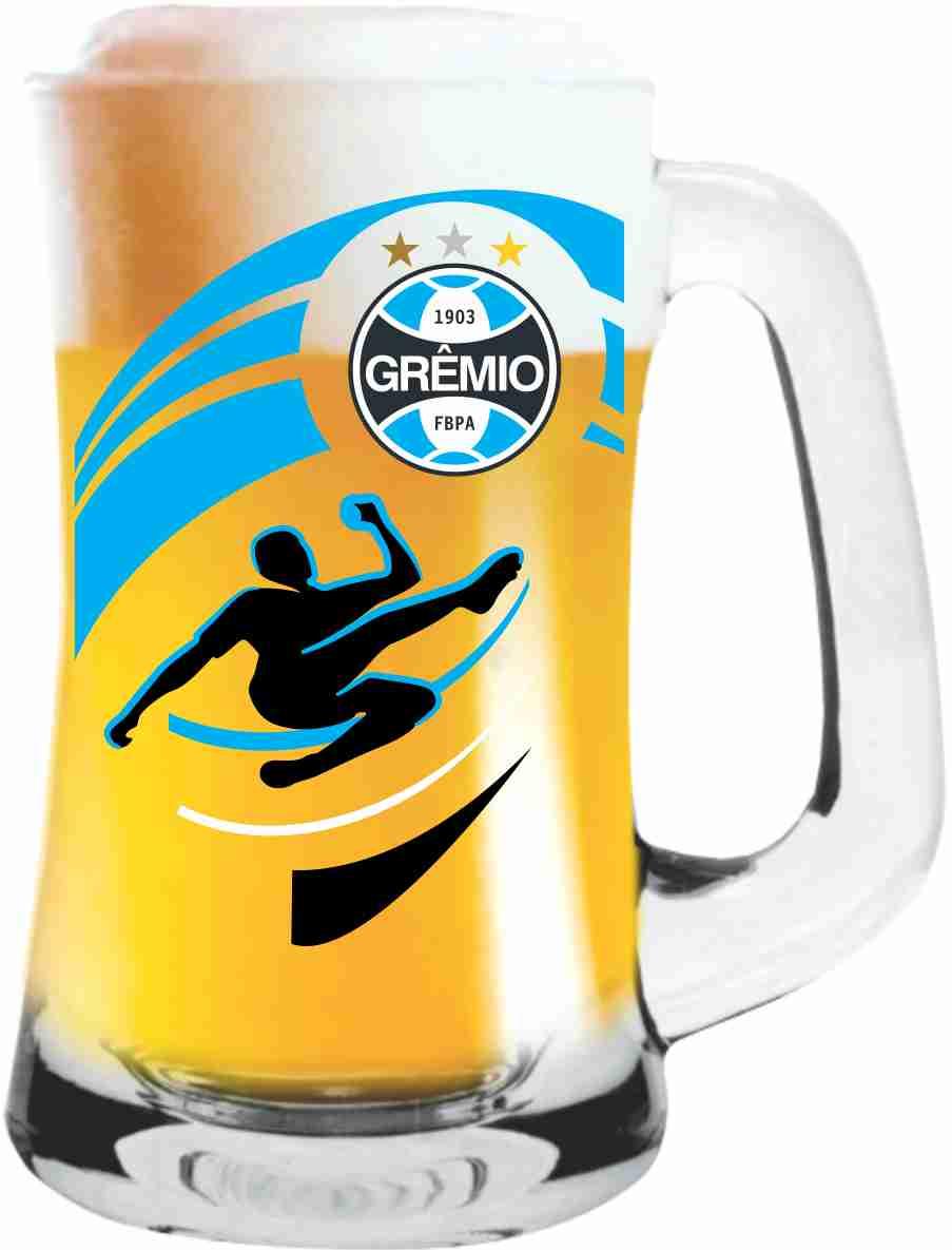 Caneca Scandinavia Grêmio Jogador - 355 ml