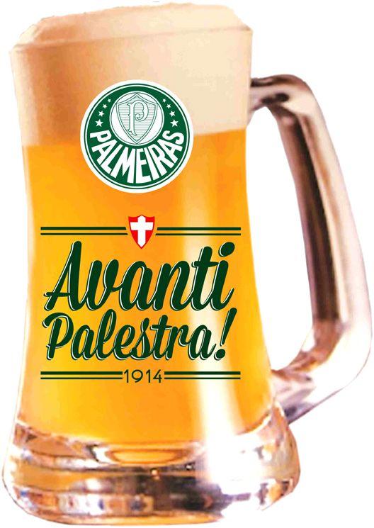 Caneca Scandinavia Palmeiras Avanti - 355 ml