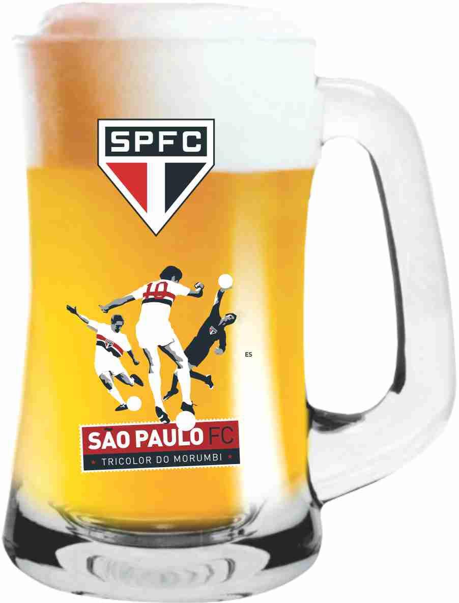 Caneca Scandinavia São Paulo Time - 355 ml
