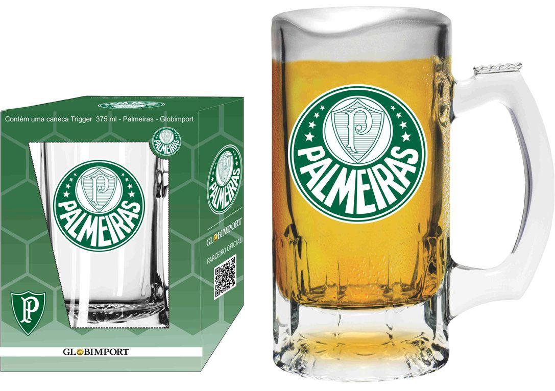Caneca Trigger Palmeiras Logo 375 ml