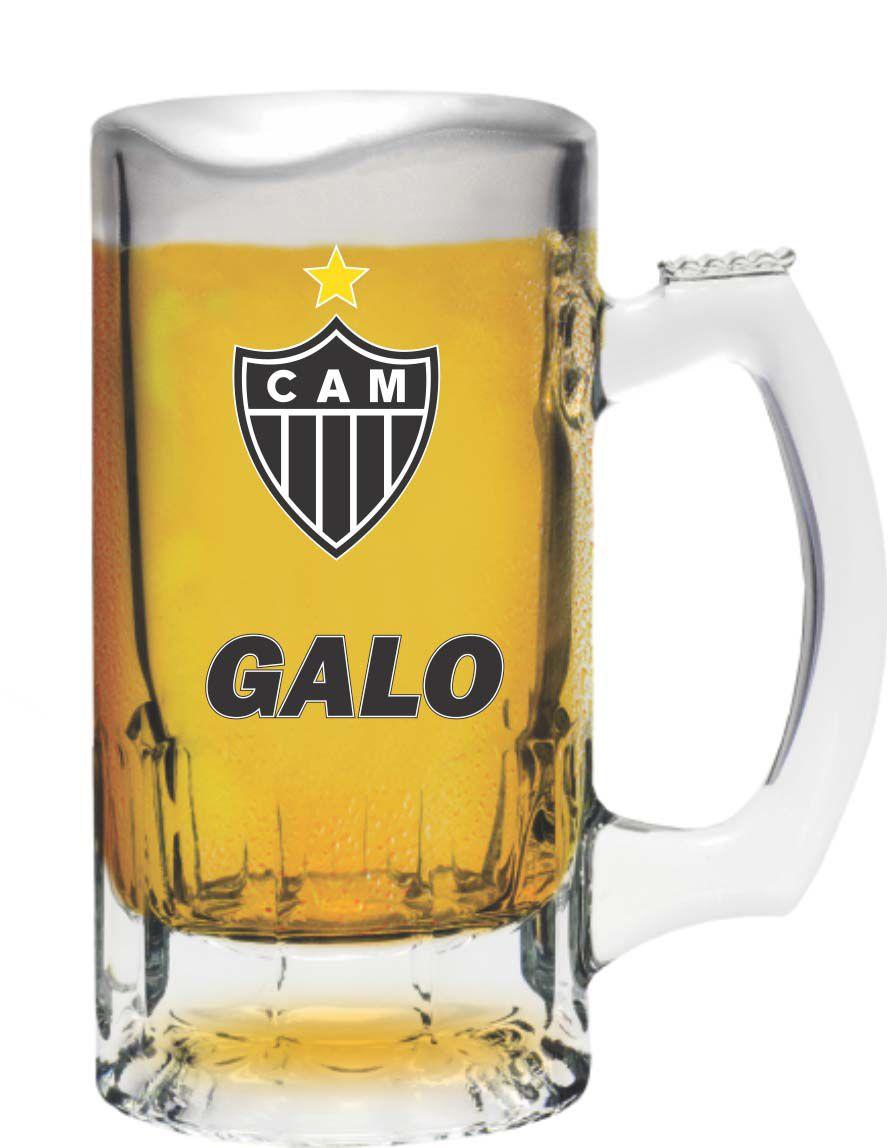 Caneca Trigger Atlético Galo - 375 ml