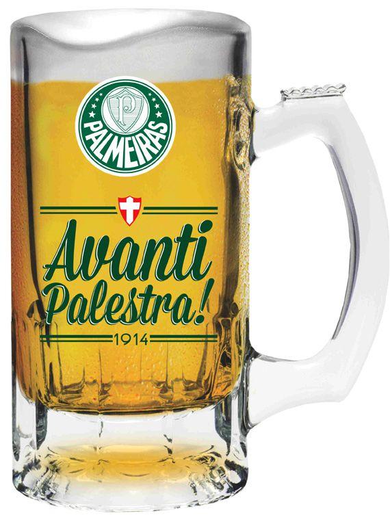 Caneca Trigger Palmeiras Avanti - 375 ml
