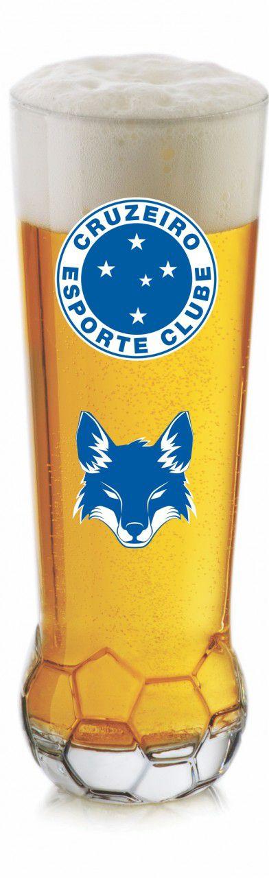 Copo Bola Cruzeiro 400 ml