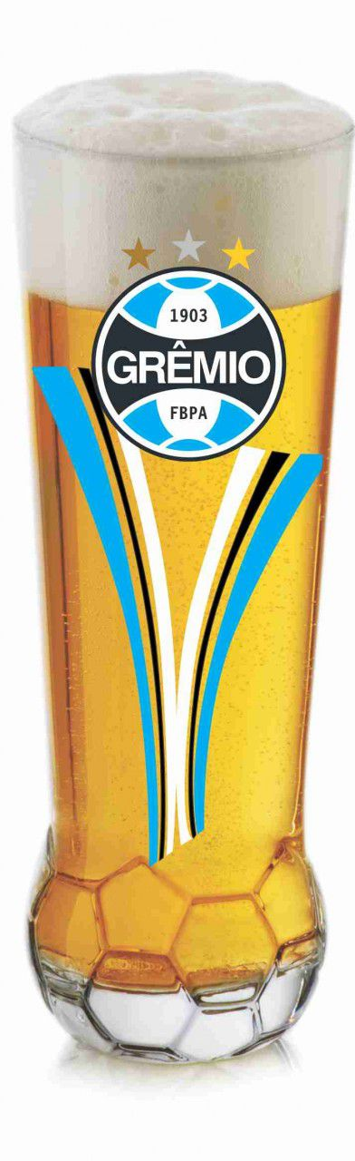 Copo Bola Grêmio - 400 ml