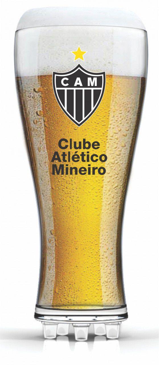 Copo Chuteira Atlético - 370 ml