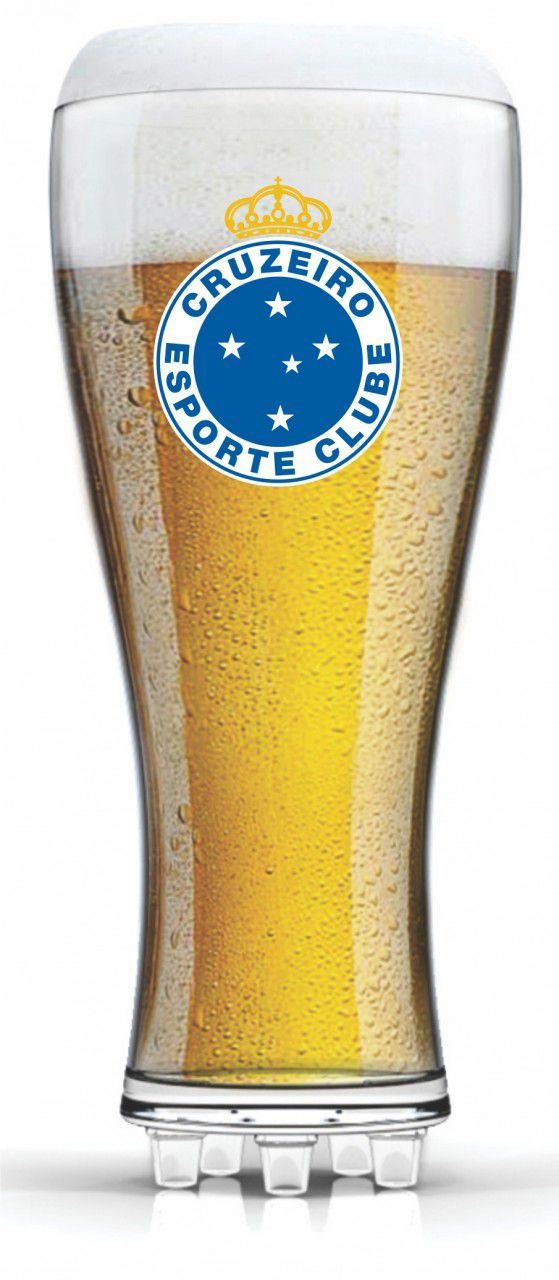 Copo Chuteira Cruzeiro 370 ml