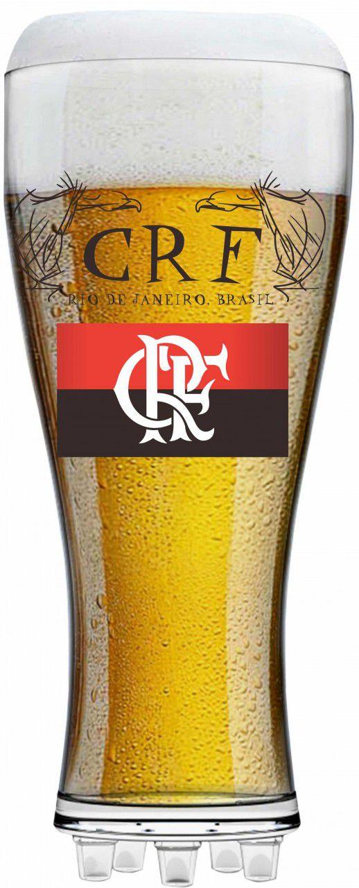 Copo Chuteira Flamengo - 370 ml