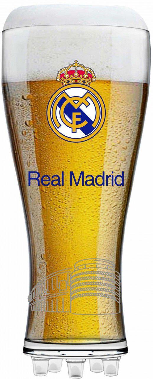 Copo Chuteira Real Madrid - 370 ml