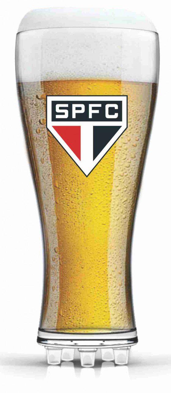 Copo Chuteira São Paulo - 370 ml