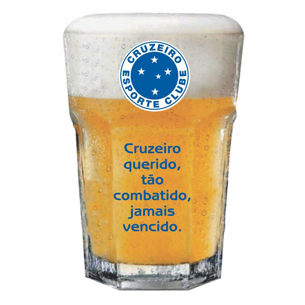Copo Country Cruzeiro Torcida 400 ml