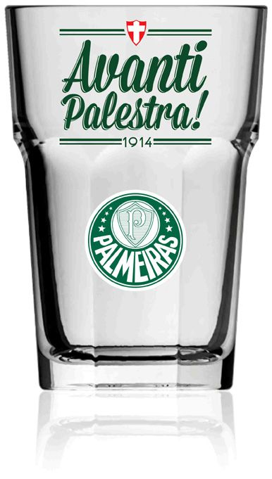 Copo Country Palmeiras Avanti - 400 ml