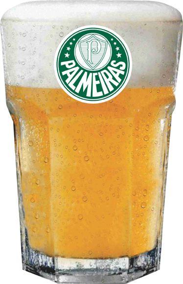Copo Country Palmeiras Logo - 400 ml