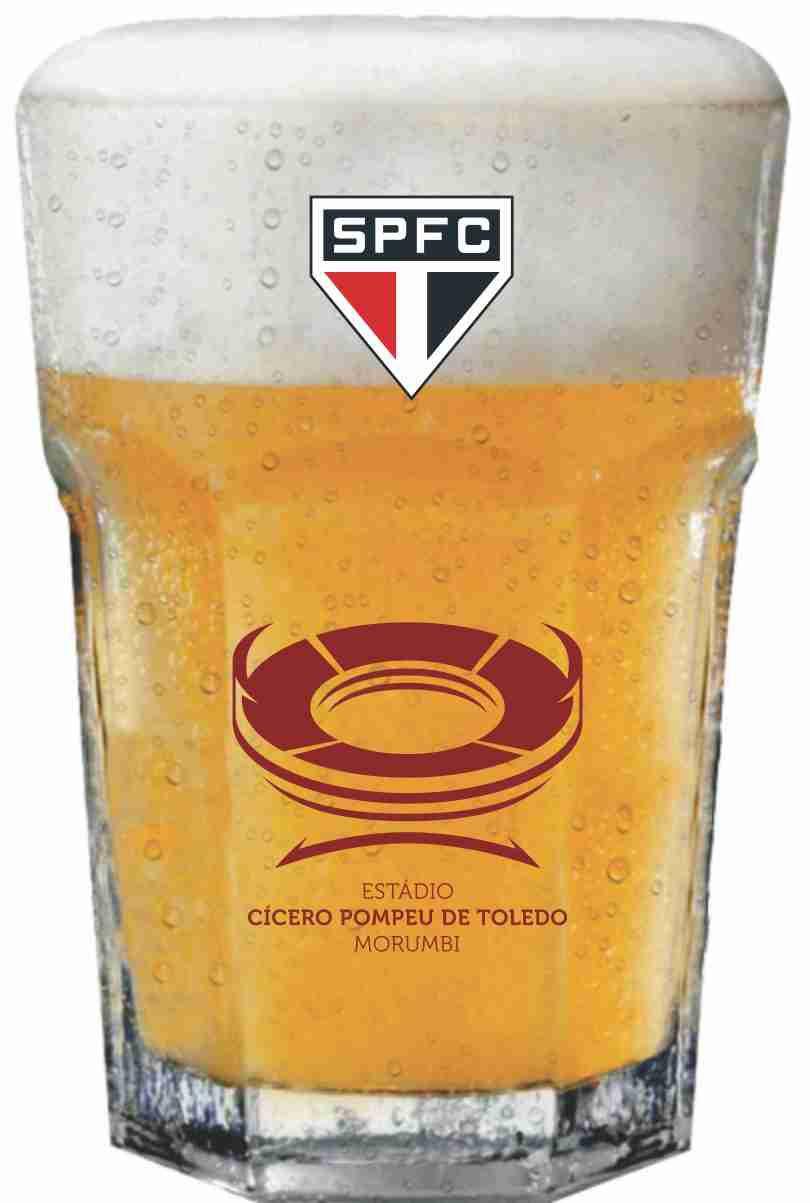 Copo Country São Paulo Estadio - 400 ml