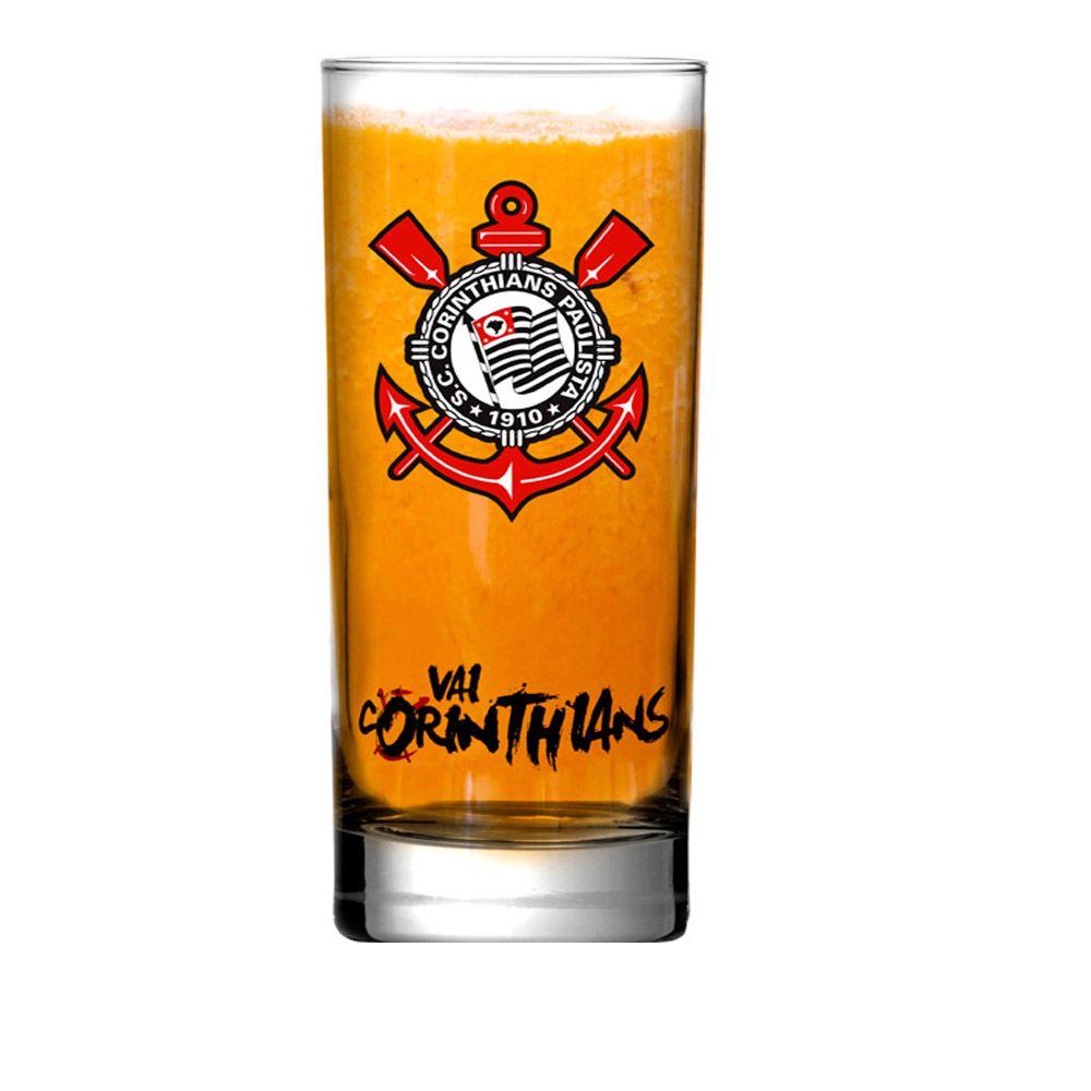 Copo Scotland Vai Corinthians - 330 ml