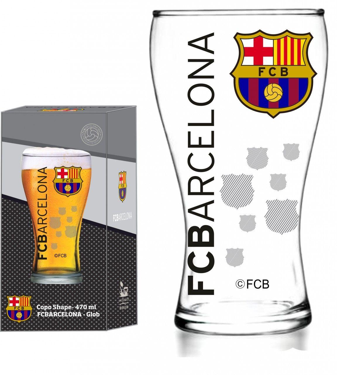 Copo Shape Barcelona Decorado - 470ml