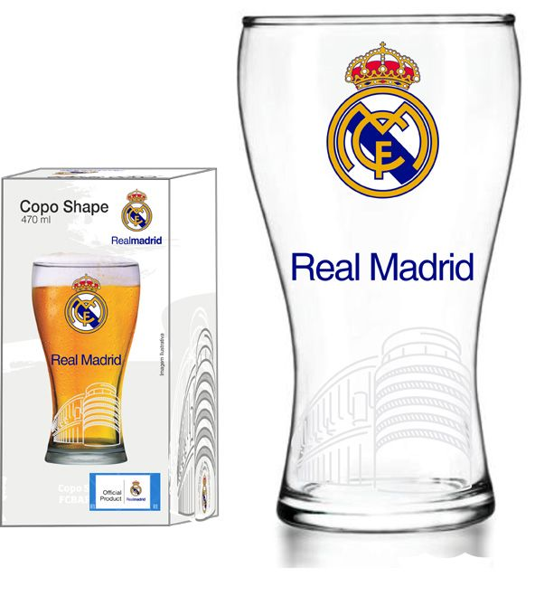Copo Shape Real Madrid Estadio - 470 ml