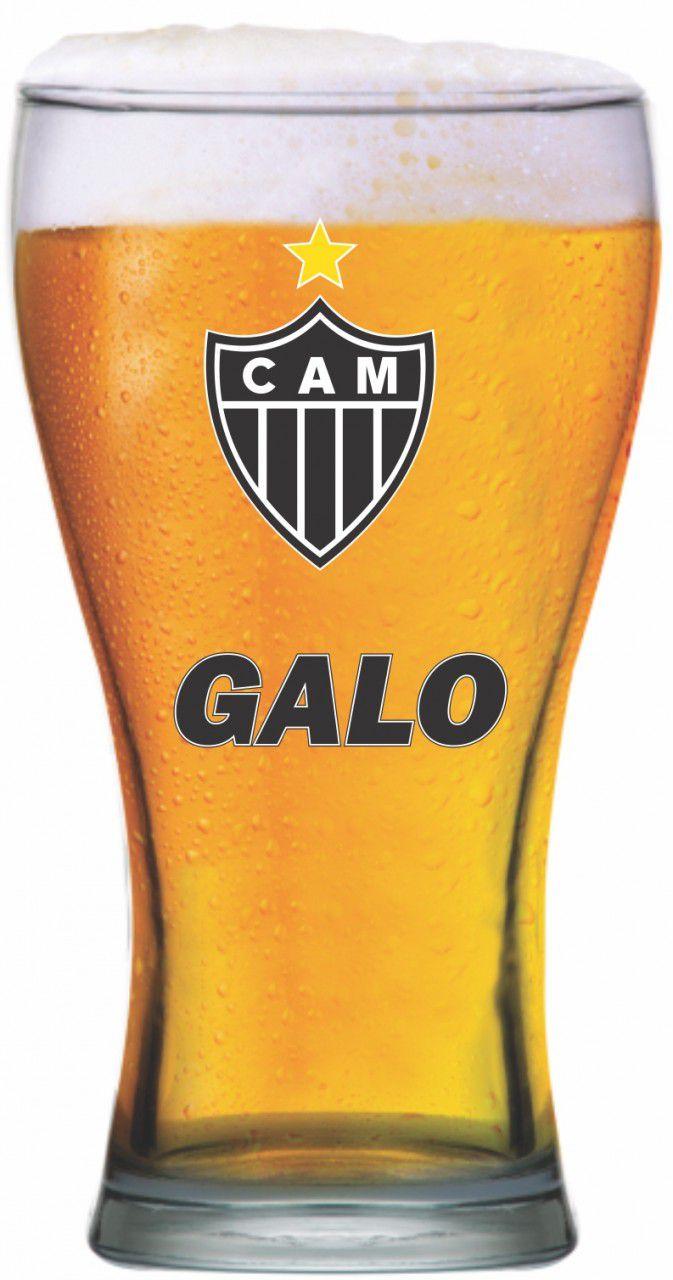 Copo Shape Atlético Galo - 470 ml