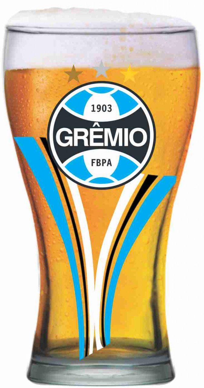 Copo Shape Grêmio Troféu - 470 ml