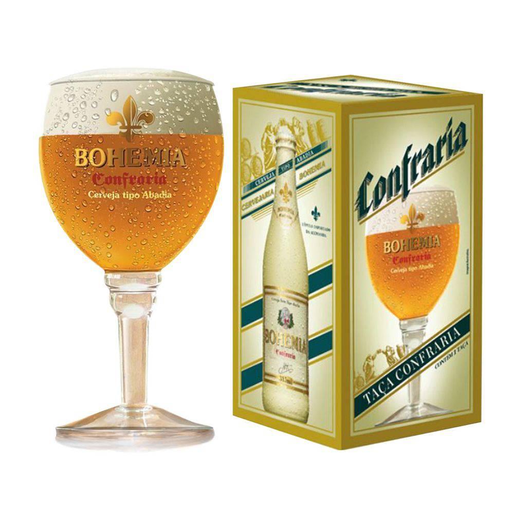 Taça Bohemia Cerveja Confraria
