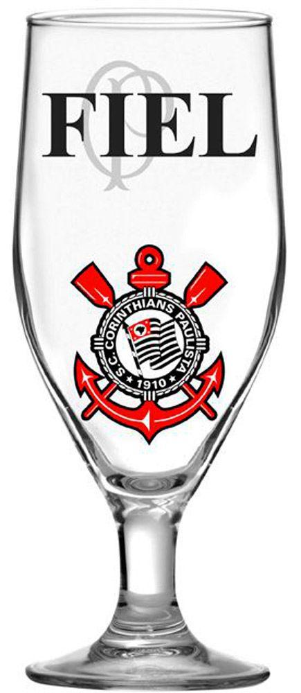 Taça Dunkel Corinthians Fiel - 380 ml