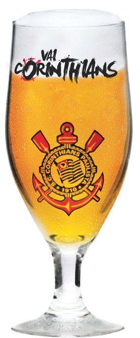 Taça Dunkel Vai Corinthians  - 380 ml