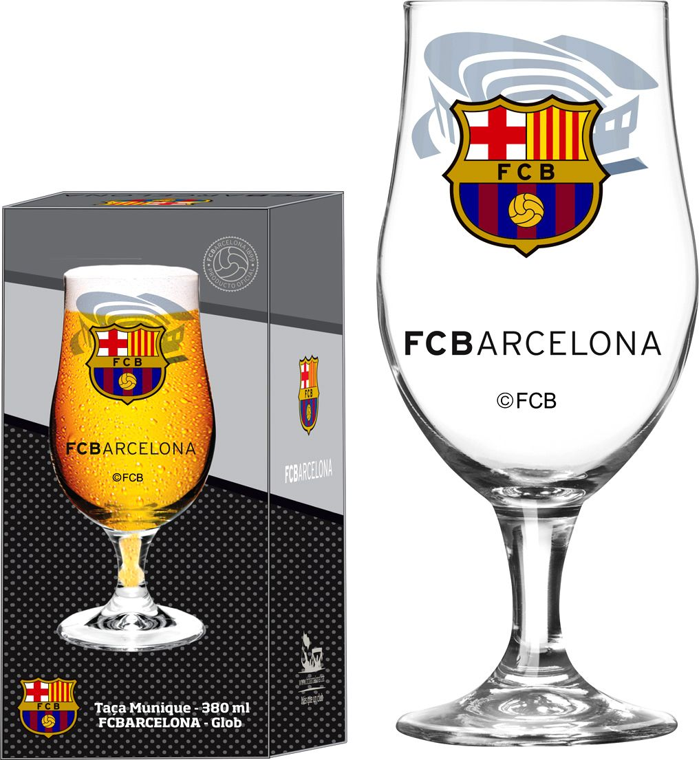 Taça Munique Barcelona Estadio - 380ml