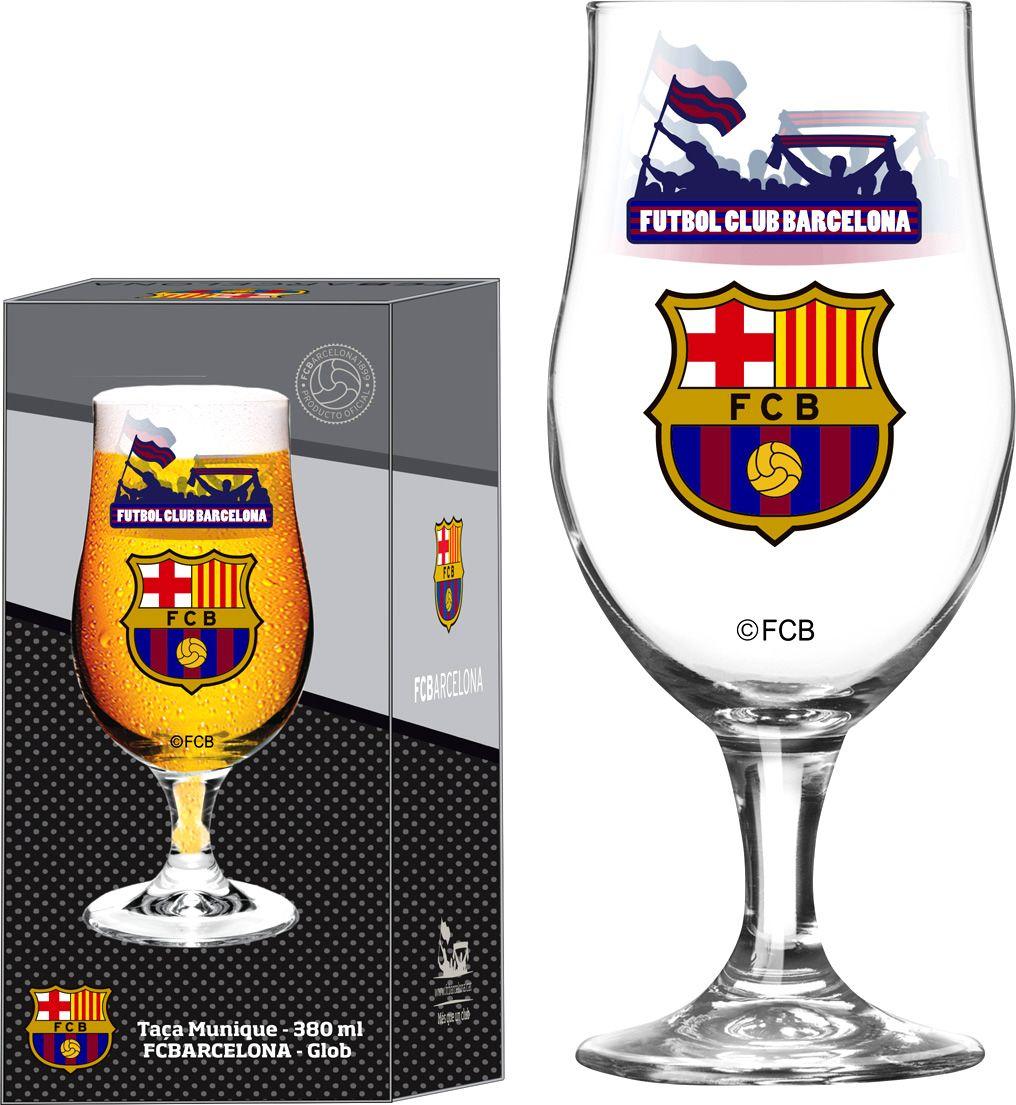 Taça Munique Barcelona Torcida - 380ml