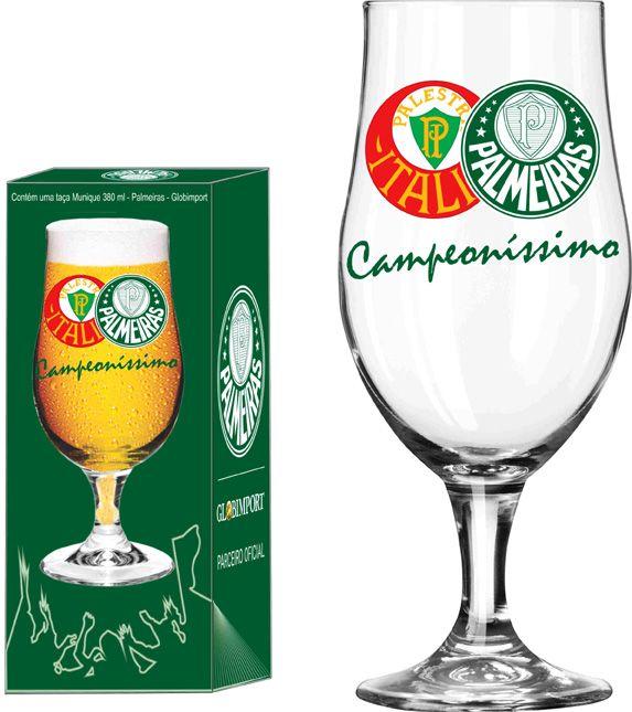 Taça Munique Palmeiras Campeonissimo - 380 ml