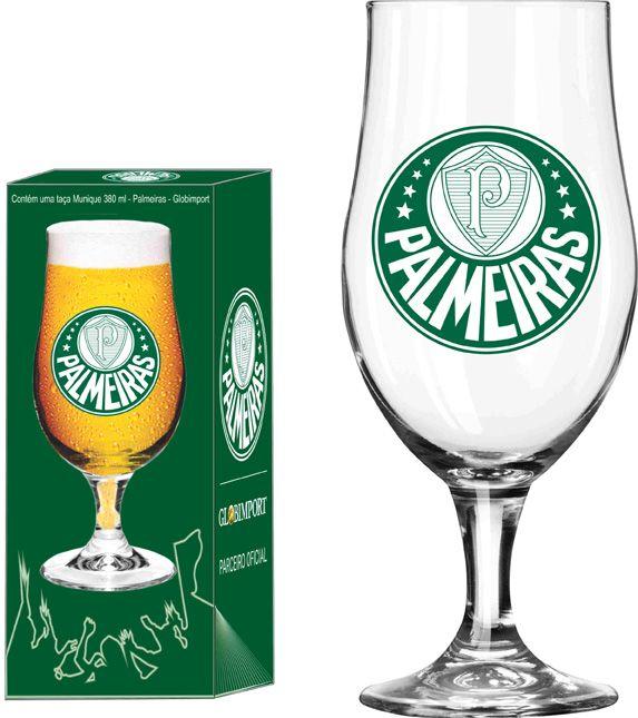 Taça Munique Palmeiras Logo - 380 ml