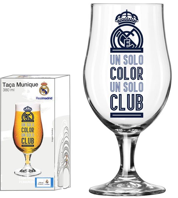 Taça Munique Real Madrid Clube - 380 ml