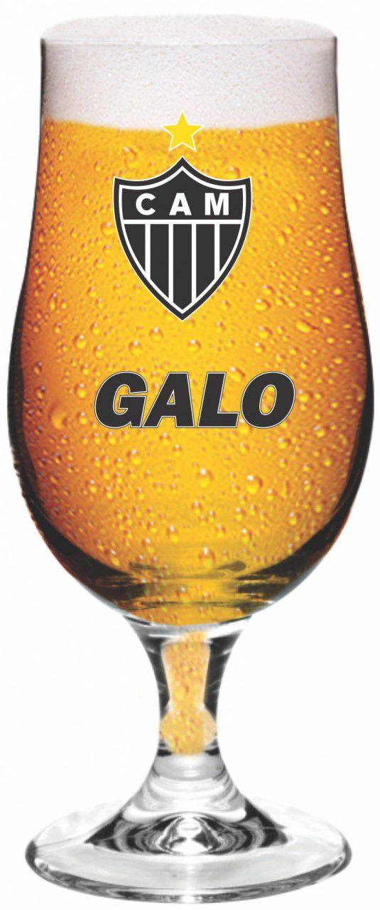 Taça Munique Atlético Galo - 380 ml