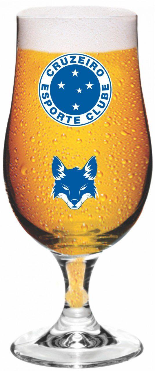 Taça Munique Cruzeiro - Brasão e Raposa
