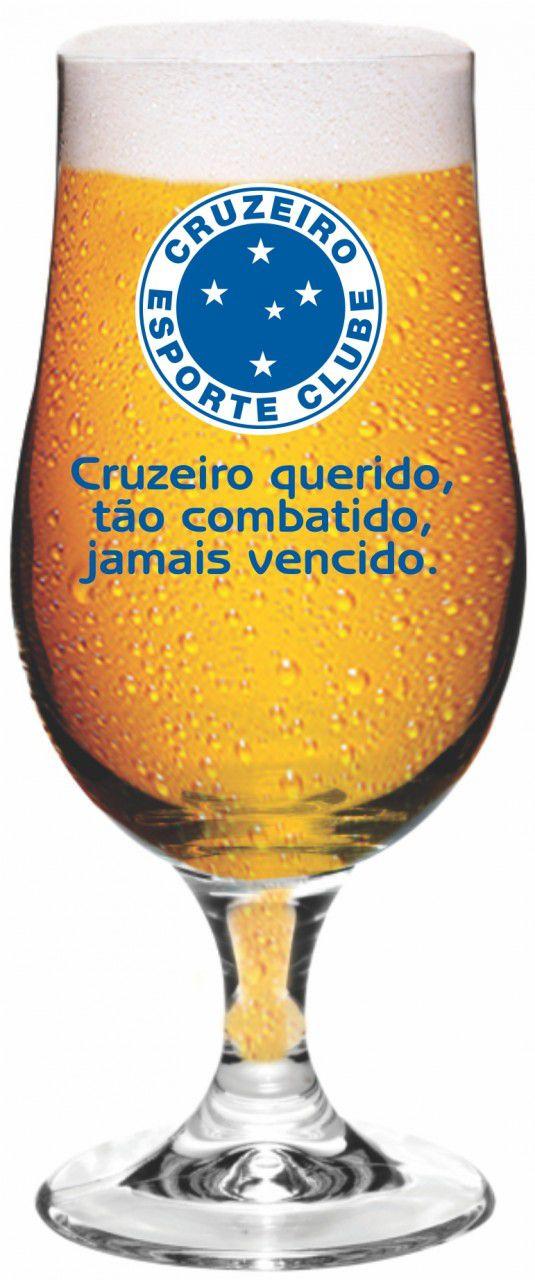 Taça Munique Cruzeiro -Torcida 380ml