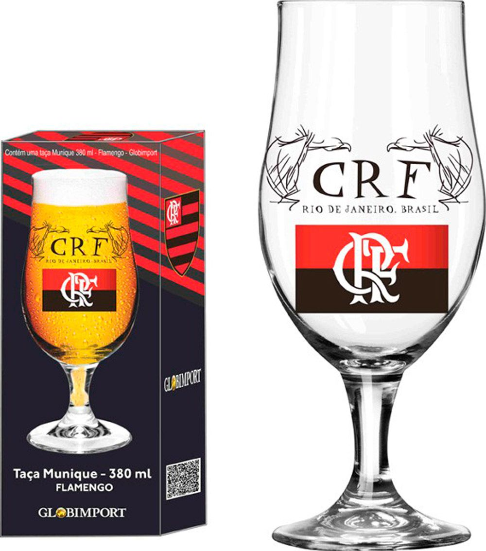 Taça Munique Flamengo CRF - 380 ml