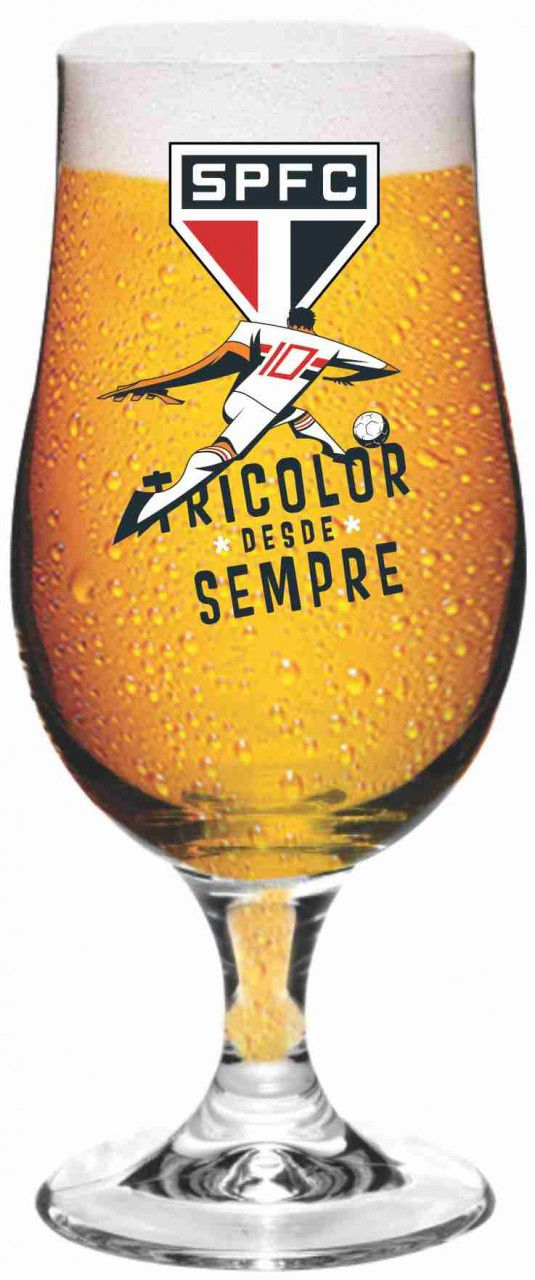 Taça Munique São Paulo Jogador - 380 ml