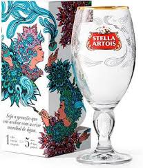 Taça Stella Especial Balad Cambodia - 250 ml