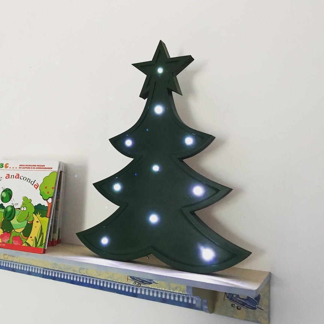 Luminoso Arvore De Natal