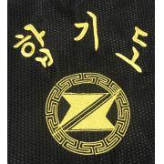 Bordado Hangul Hapkido