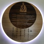 Dojo-Kun em Bambu