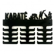 Porta medalhas karate