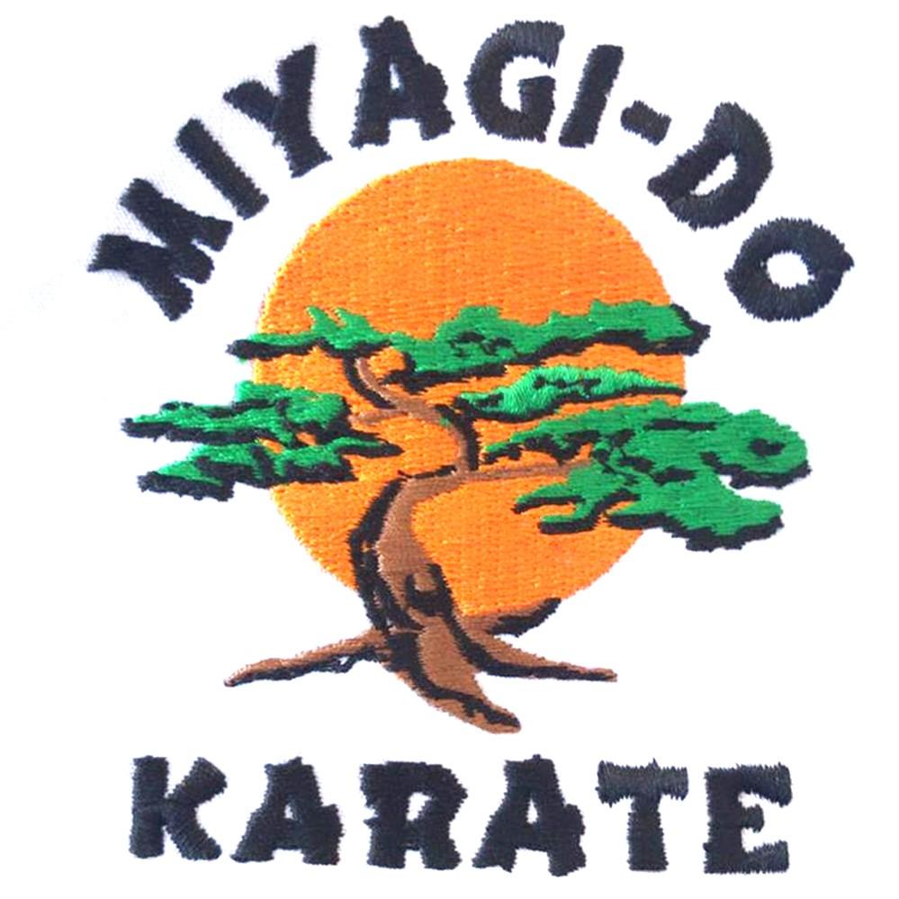 Bordado Miyagi-Do