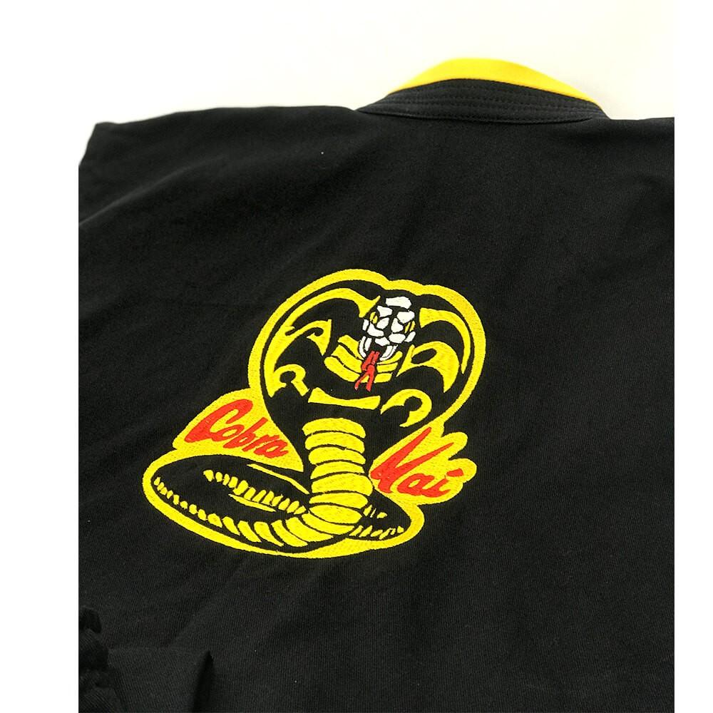 Kimono Cobra Kai Adulto