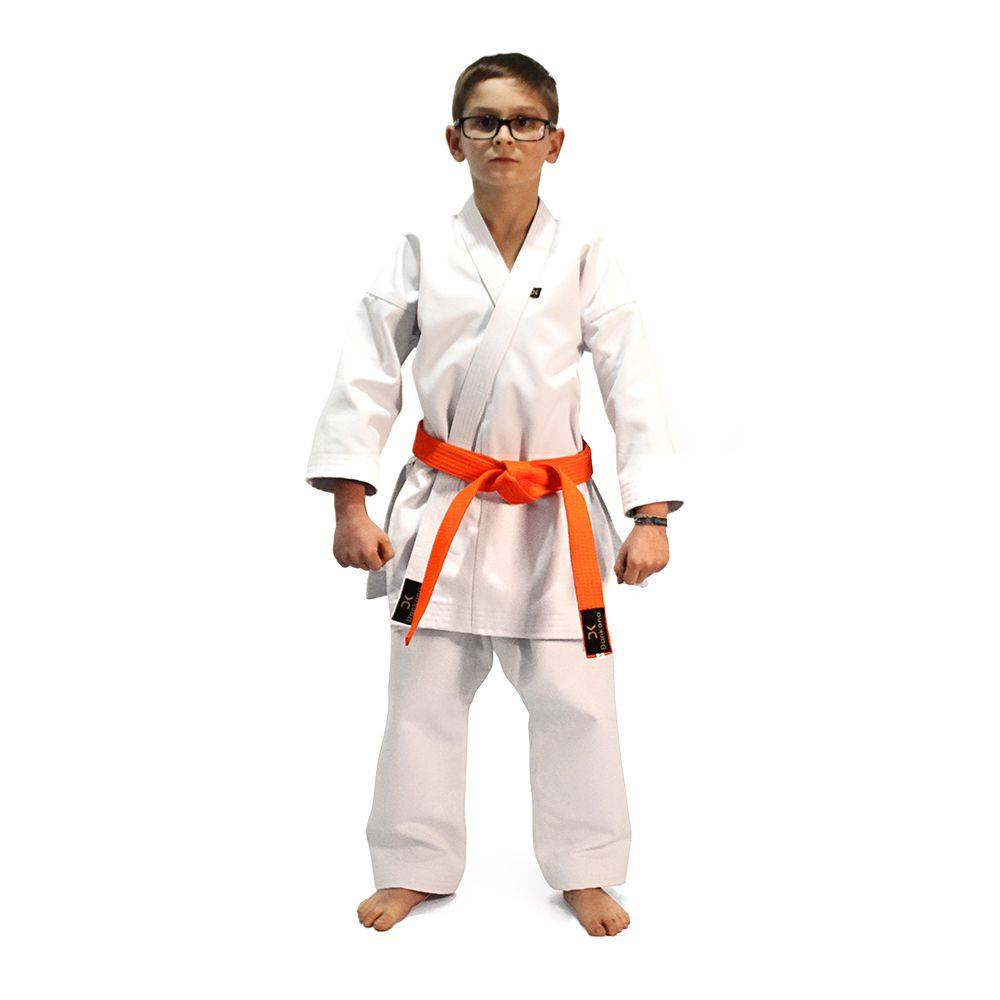 Kimono Tradicional Lona Pesada K12 Infantil