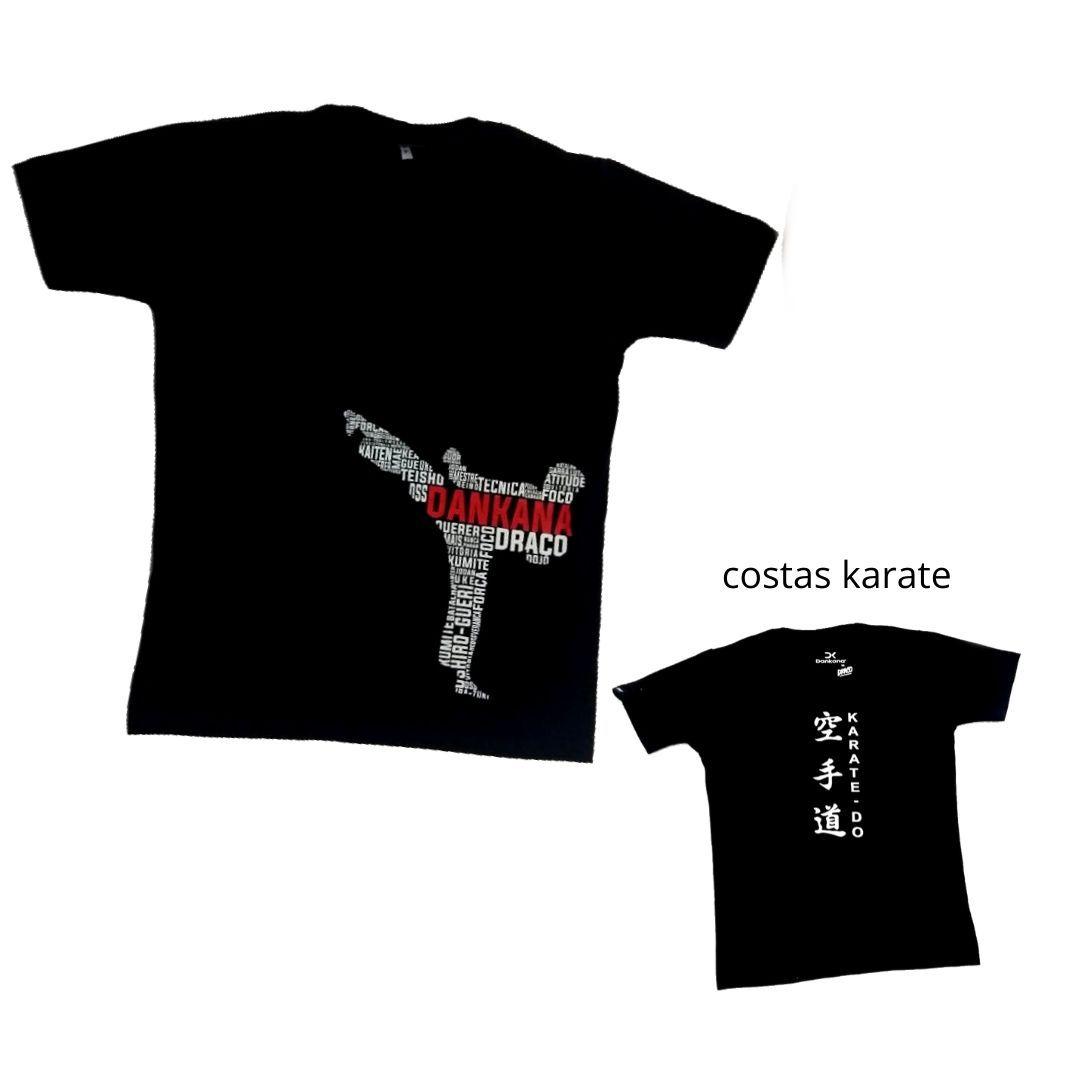 Kit  Camiseta de Algodão + Boné Dia dos Pais
