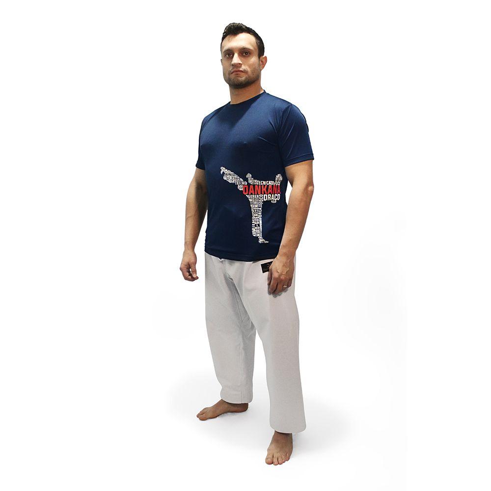 Kit Camiseta Poliamida + Boné aba reta Dia dos Pais